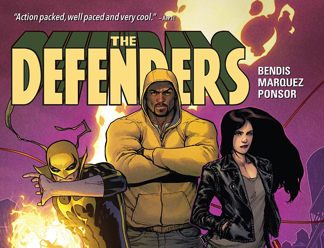 3 Reasons Why: 'The Defenders Vol. 1: Diamonds Are Forever' masters the art of light and energy