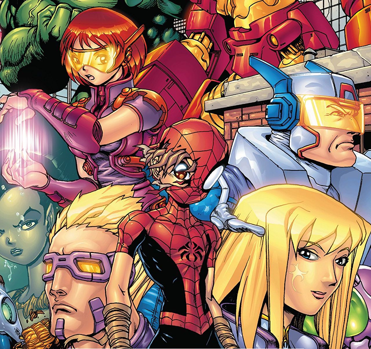 The mangaverse is a mixtape that'll please many.