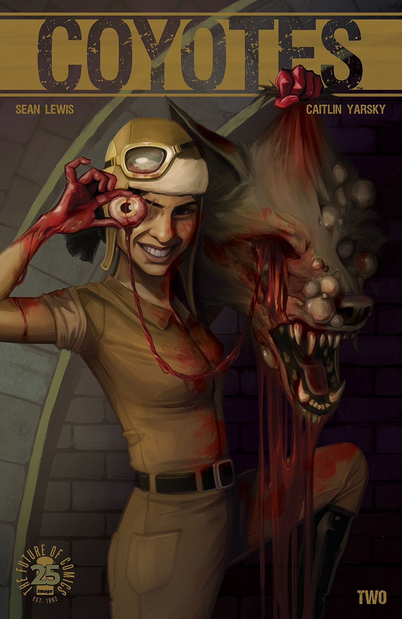 Coyotes #2 Review