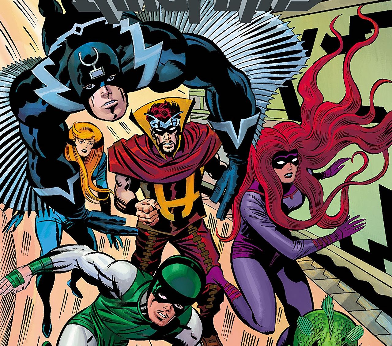 3 Reasons Why: 'Inhumans: Beware The Inhumans' is classic weird from Stan Lee, Jack Kirby, Roy Thomas and Neal Adams