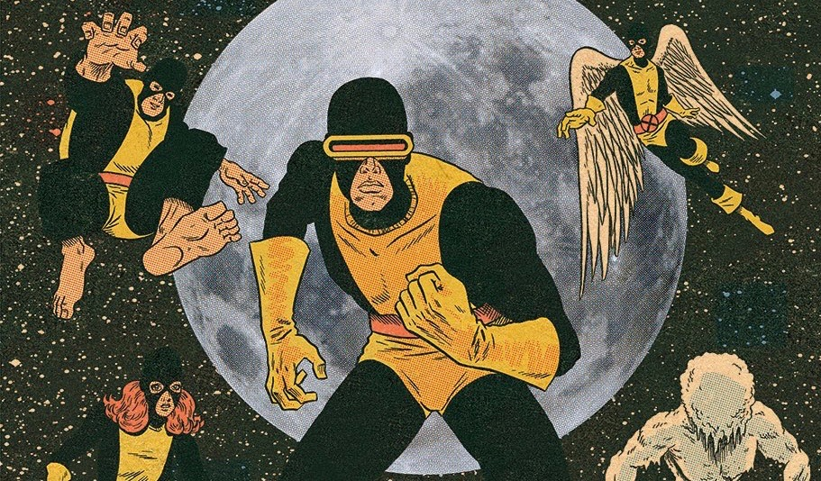 Ed Piskor announces early release of 'X-Men: Grand Design' #3 and #4 in Summer 2018