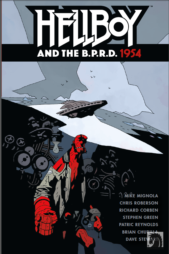 Hellboy and the BPRD 1954 Review