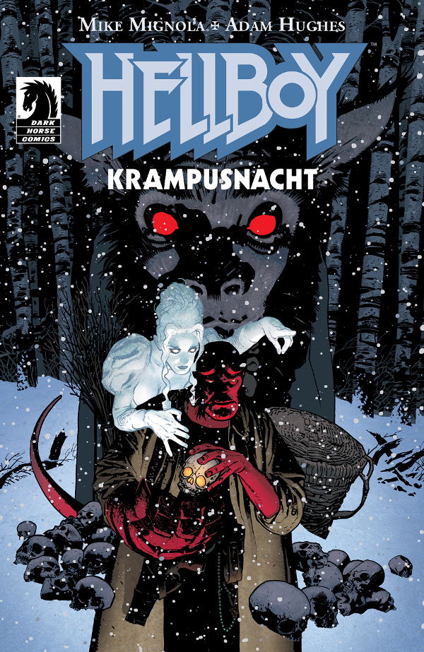 'Hellboy: Krampusnacht' review: you'll want to meet this Krampus whether you've been naughty or nice