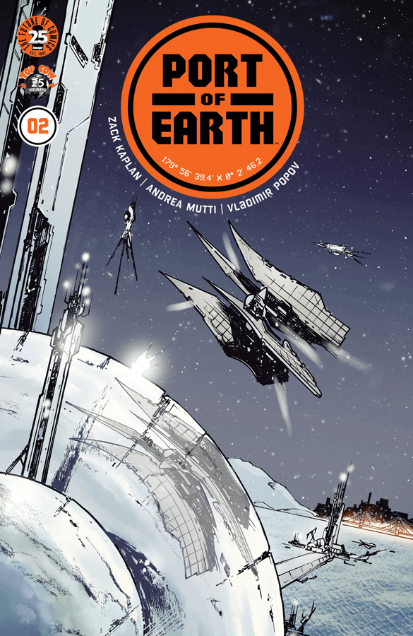 Port of Earth #2 Review