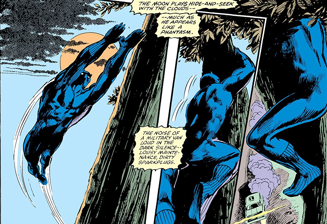 'Black Panther: Panther's Quest' is a blisteringly political and unique chapter in Black Panther's mythos