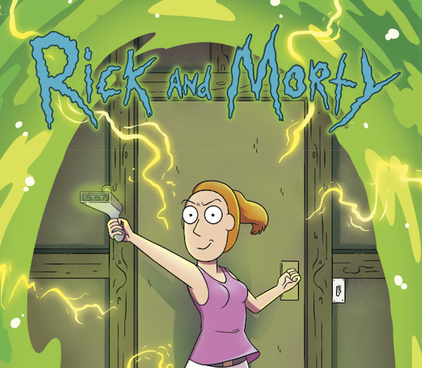 Rick and Morty #33 Review