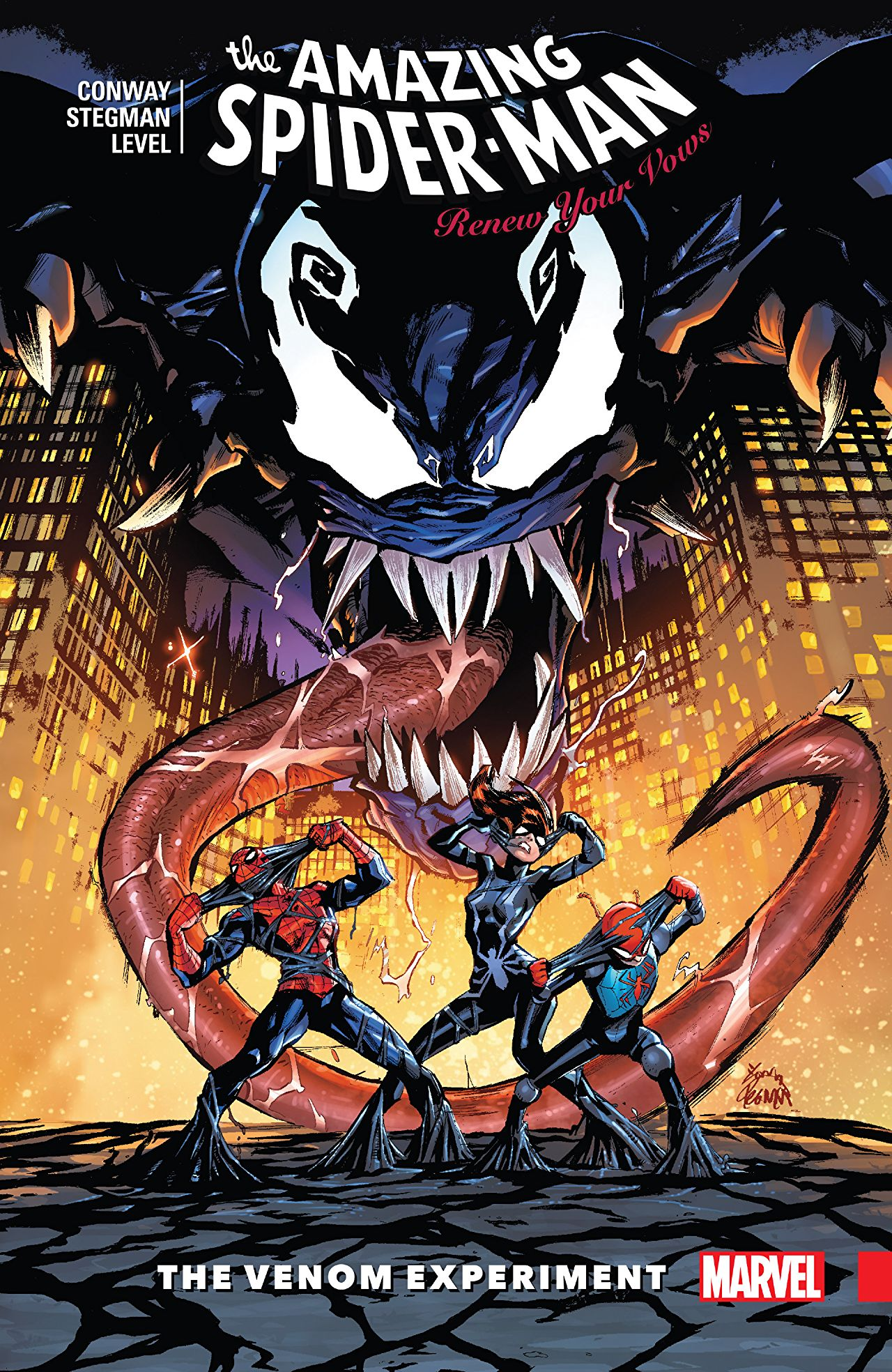 'Amazing Spider-Man: Renew Your Vows Vol. 2: The Venom Experiment' Review