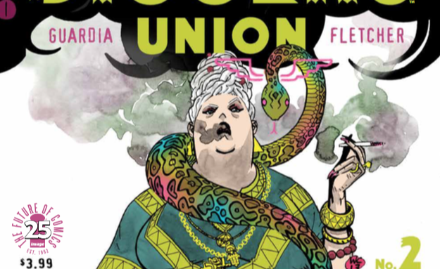 Gravediggers Union #2 Review