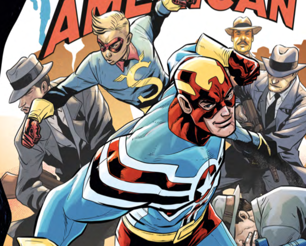 Fighting American #3 Review