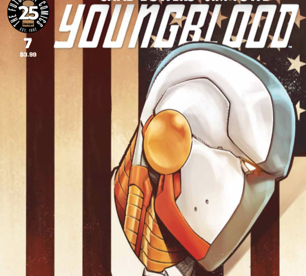 Youngblood #7 Review