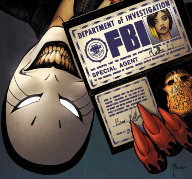 Imaginary Fiends #2 Review