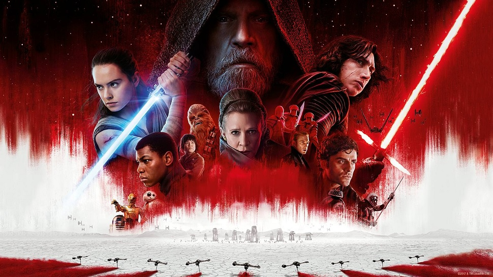 Full listing of deleted scenes on the Star Wars: The Last Jedi Blu-ray