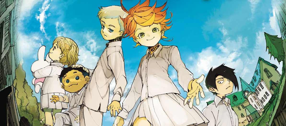 The Promised Neverland Vol. 1 Review