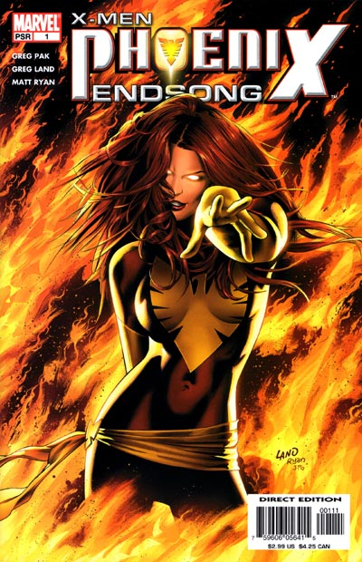 'X-Men: Phoenix -- Endsong' review: Jean Grey and the Phoenix return...ed over a decade ago