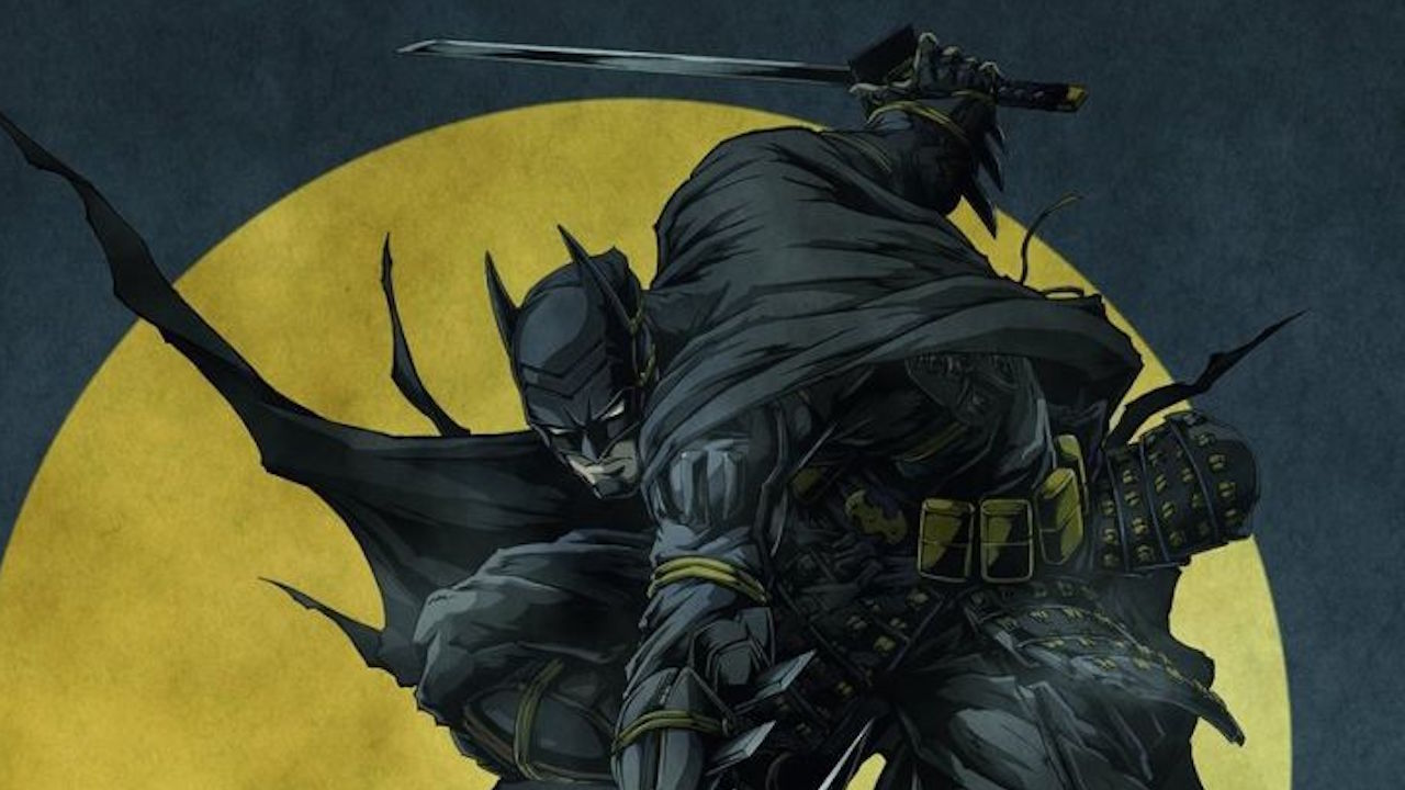 Anime Preview: Batman Ninja