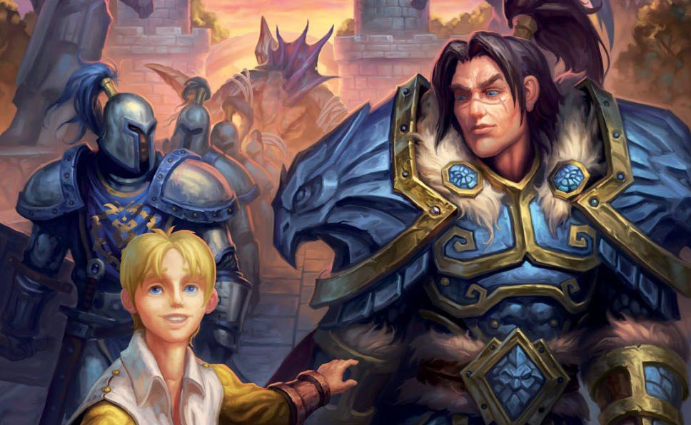 World of Warcraft Chronicle Volume 3 will be released March 27.