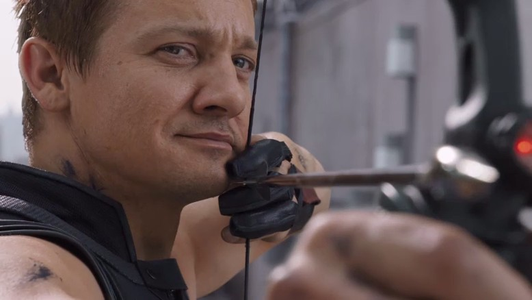 Jeremy Renner hints at his return as Hawkeye among 'Avengers 4' reshoots taking place