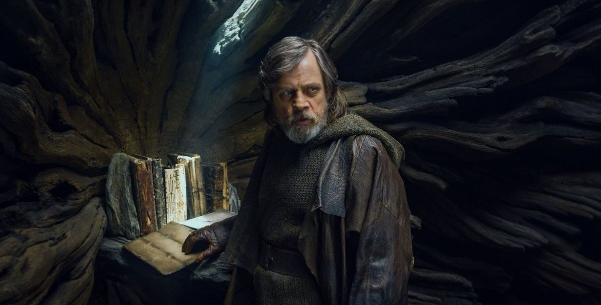 Failure plays a crucial role in The Last Jedi.