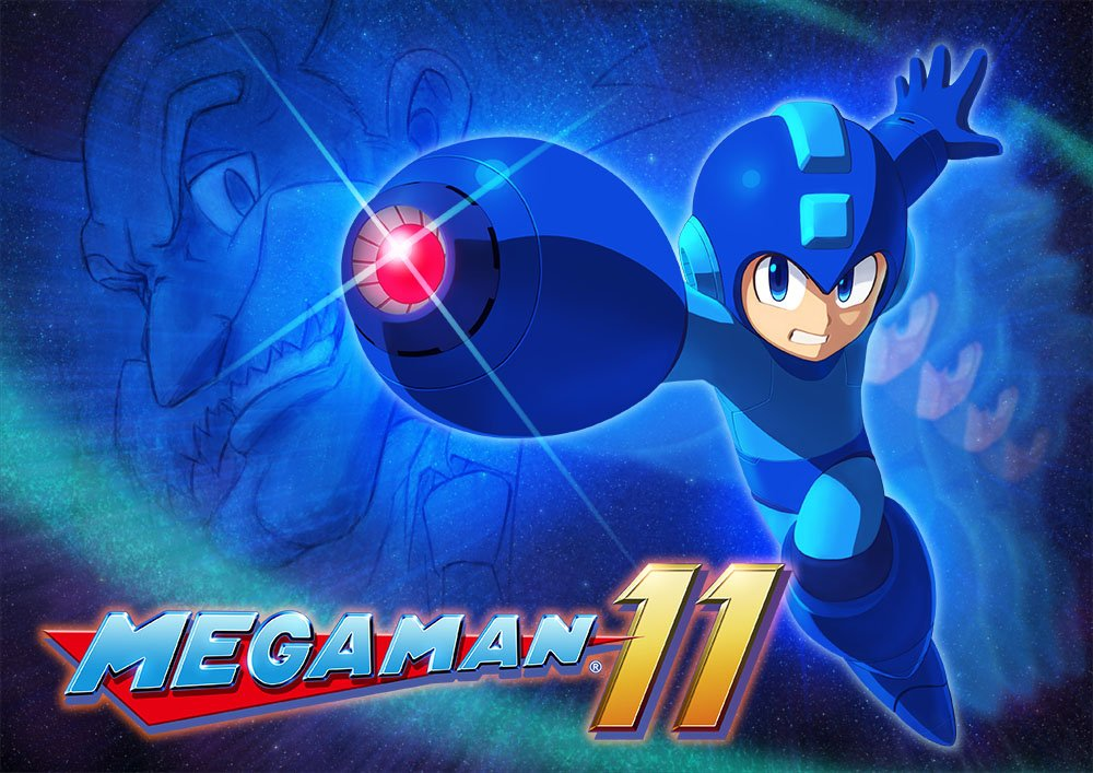 Capcom announces all eight 'Mega Man X' games and 'Mega Man 11' coming to Switch, PS4, Xbox One and PC