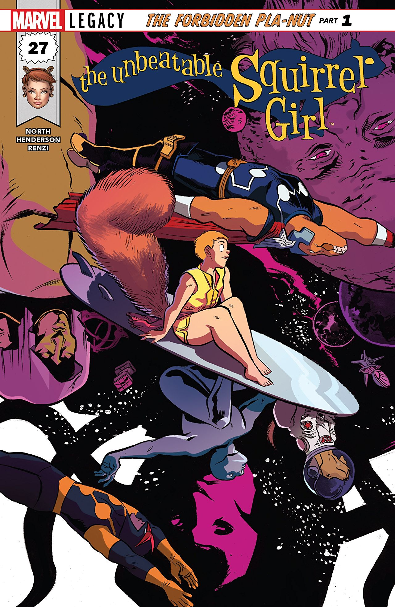 The Unbeatable Squirrel Girl #27 Review
