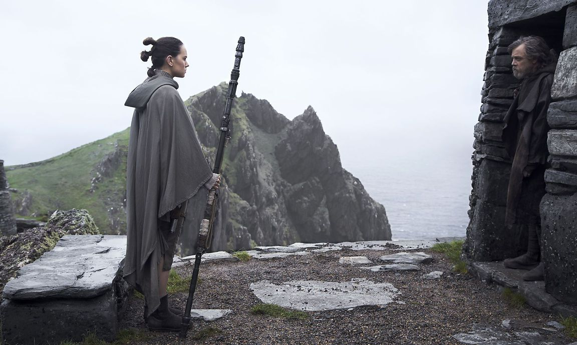 "'The Last Jedi' director Rian Johnson: The identity of Rey's parents is ""still open"""