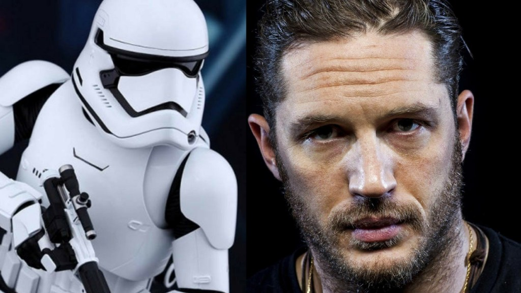 Did you spot actor Tom Hardy's cameo in 'Star Wars: The Last Jedi'?