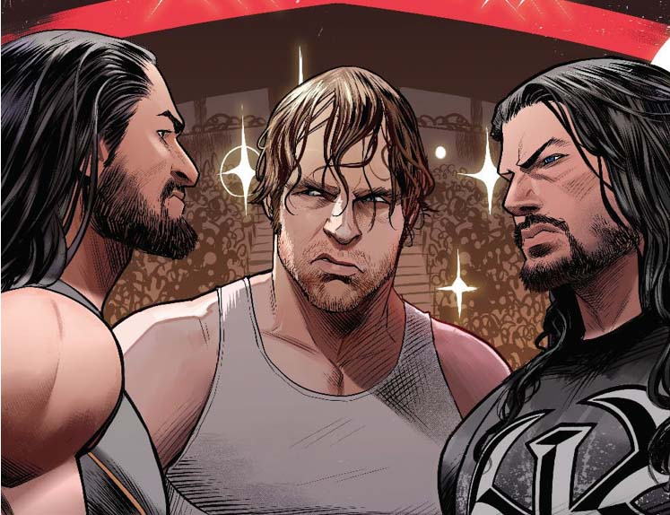WWE #12 Review