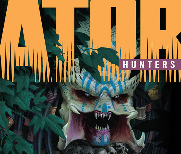 'Predators: Hunters TPB' review: visceral artwork and gripping action place this among such classic 'Predator' titles as 'Big Game' and 'Bad Blood'