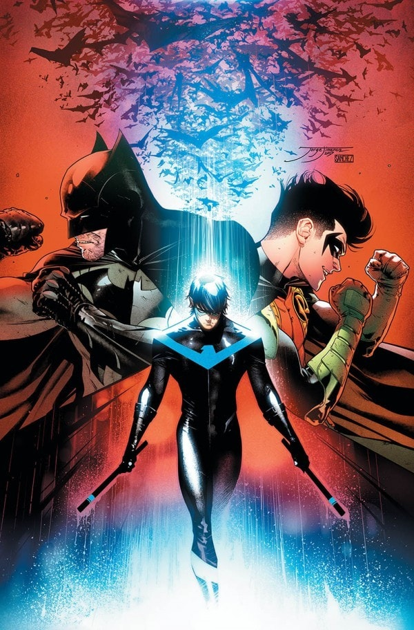 Nightwing #37 Review