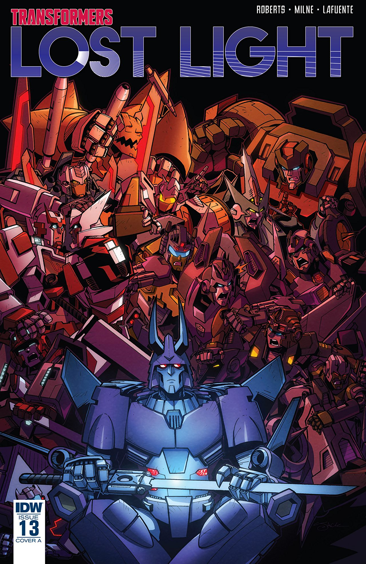 Transformers: Lost Light #13 Review