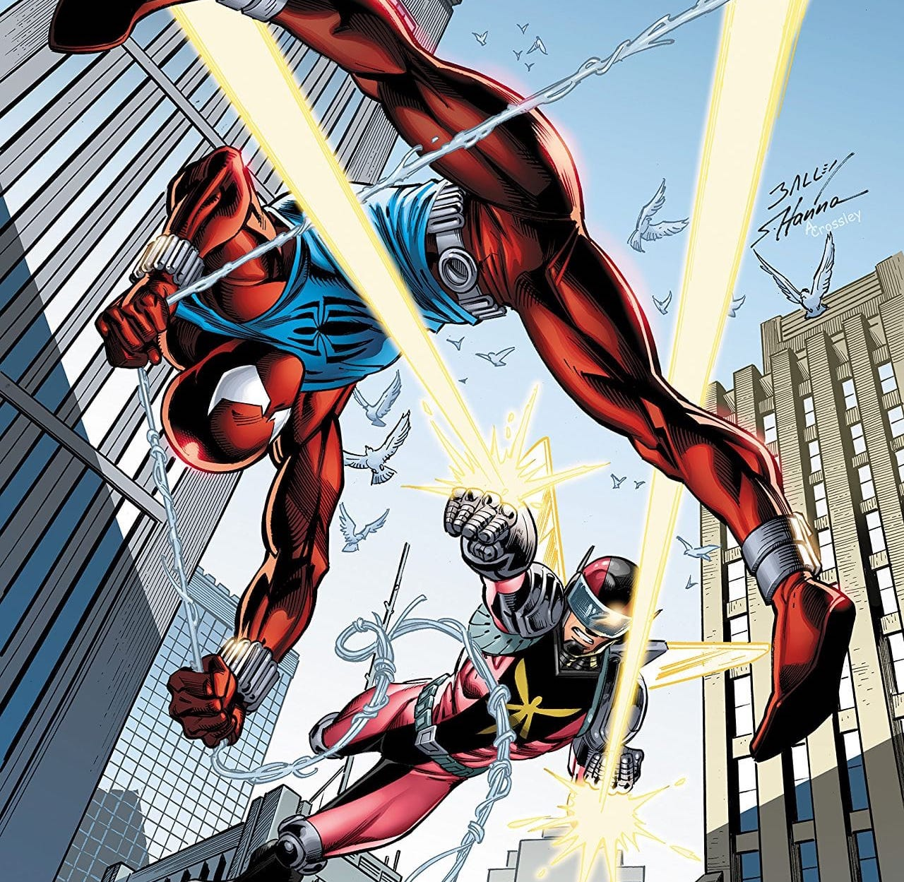 3 Reasons Why: 'Ben Reilly: Scarlet Spider Vol. 2: Death's Sting' is a real spin zone
