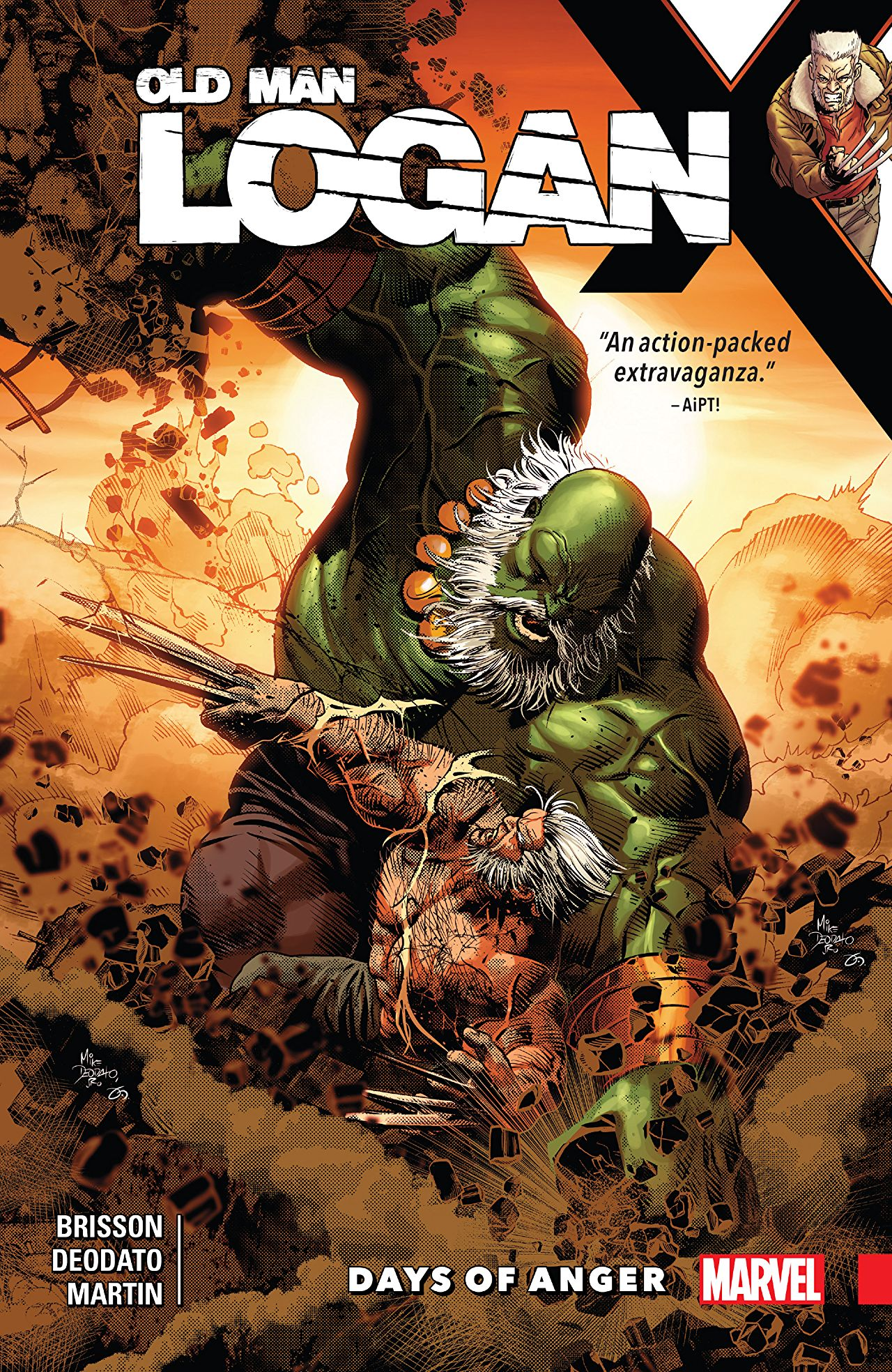 'Old Man Logan Vol. 6: Days of Anger' review: Solid and brutal storytelling from the new creative team