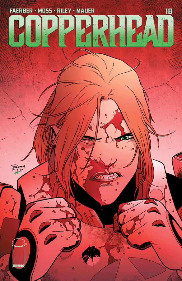Copperhead #18 Review