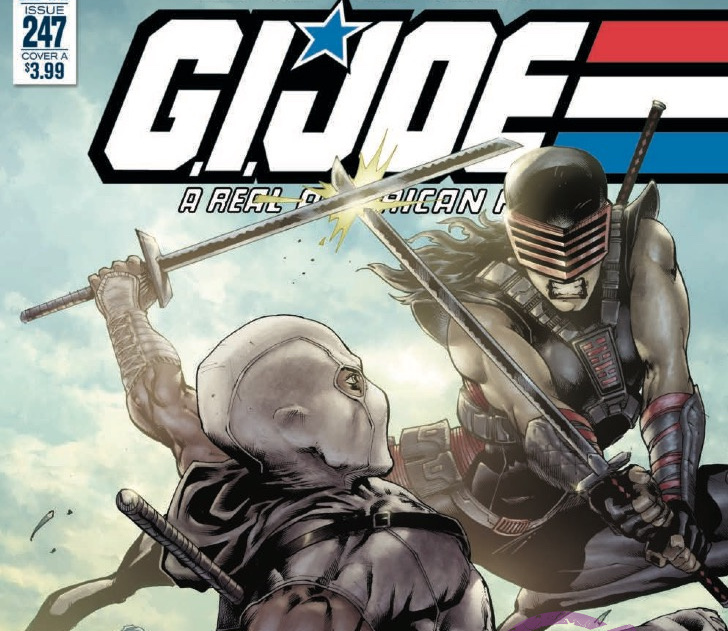 [EXCLUSIVE] IDW Preview: G.I. JOE: A Real American Hero #247