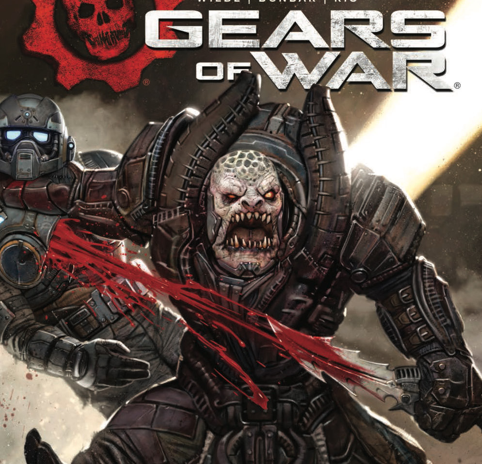 IDW Preview: Gears Of War: The Rise Of Raam #1