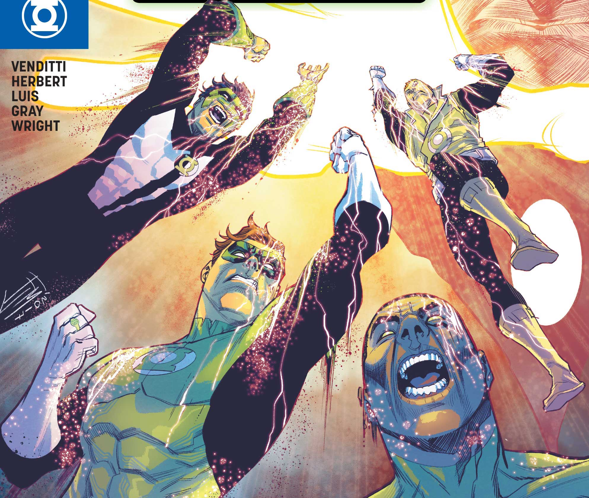 [EXCLUSIVE] DC Preview: Hal Jordan and the Green Lantern Corps #36