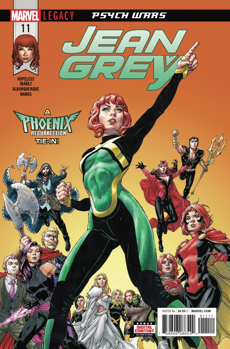 Marvel Preview: Jean Grey #11