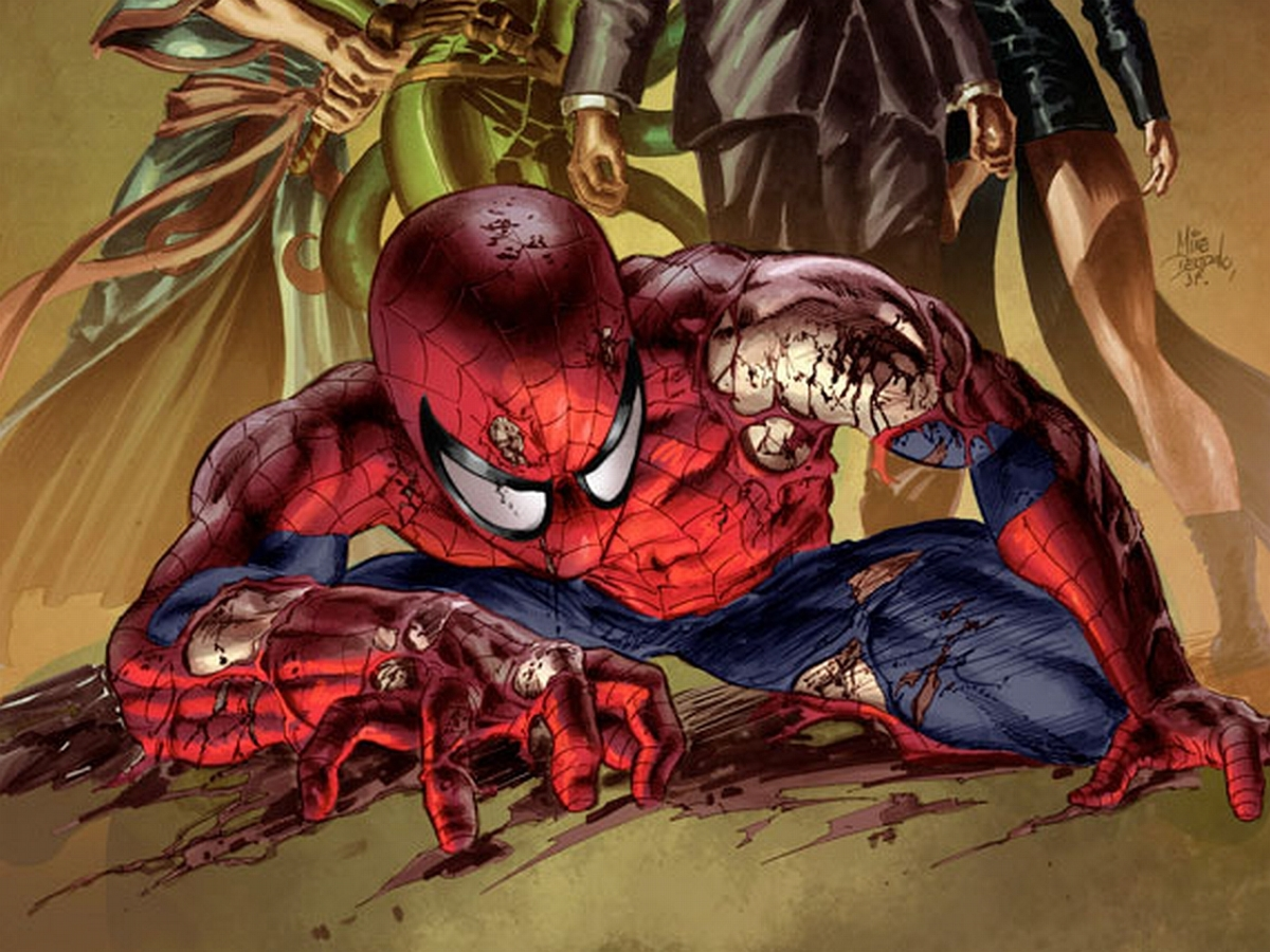 Reality Check:  Radioactive Spider-Blood