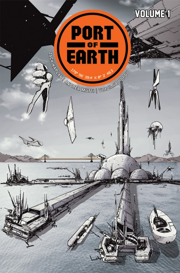 Port of Earth #3 Review