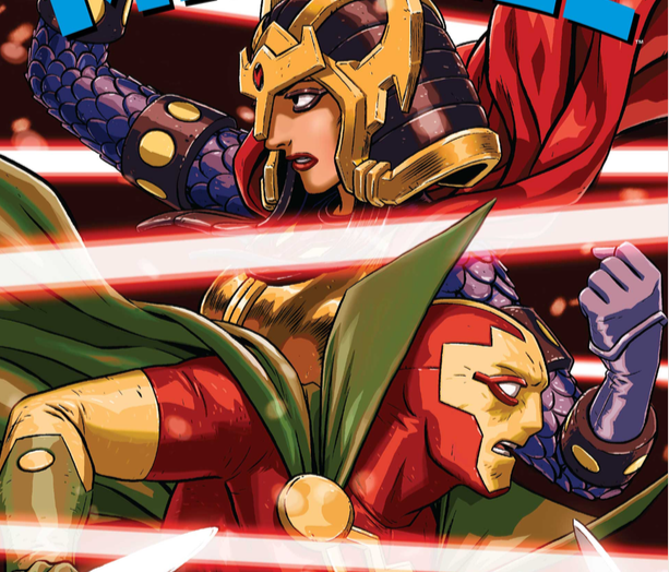 Mister Miracle #6 Review