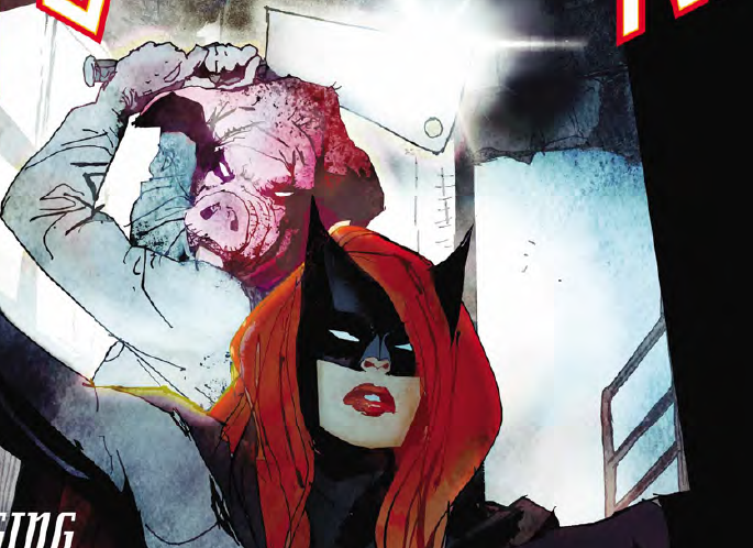 Batwoman #11 Review