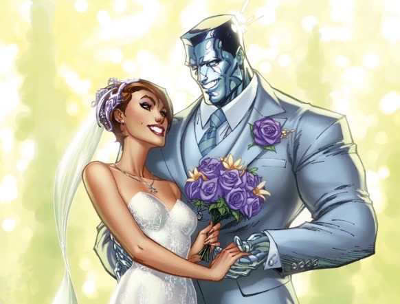 Save the date! Kitty Pryde and Colossus are getting married this June!