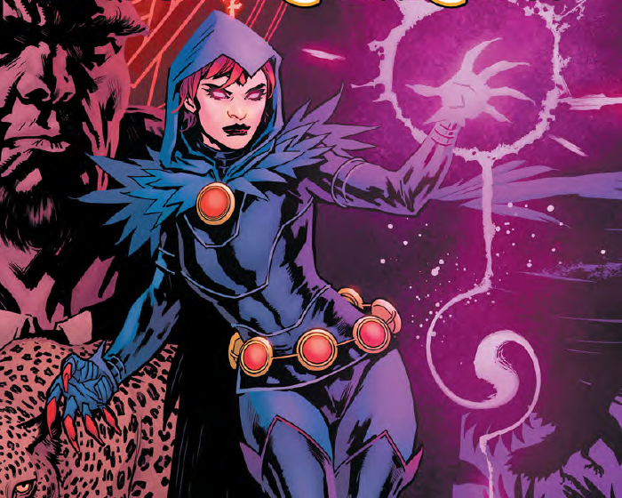 Raven: Daughter of Darkness #1 Review