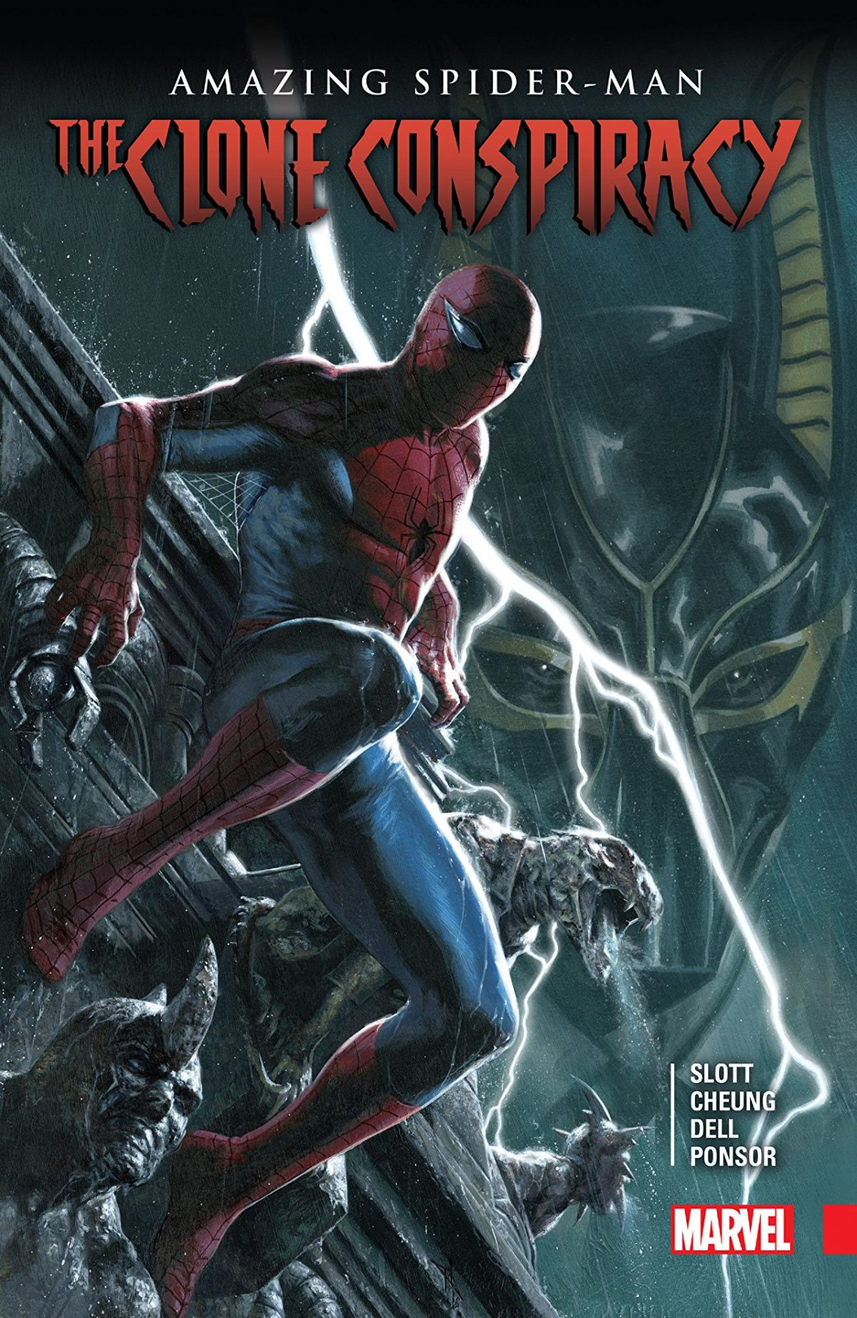 'Amazing Spider-Man: The Clone Conspiracy' is a traditional Spider-Man story with some great artwork