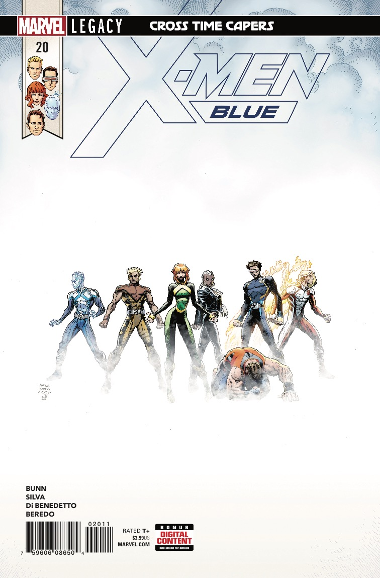 X-Men Blue #20 gives us a sense of closure. But is that a good thing?