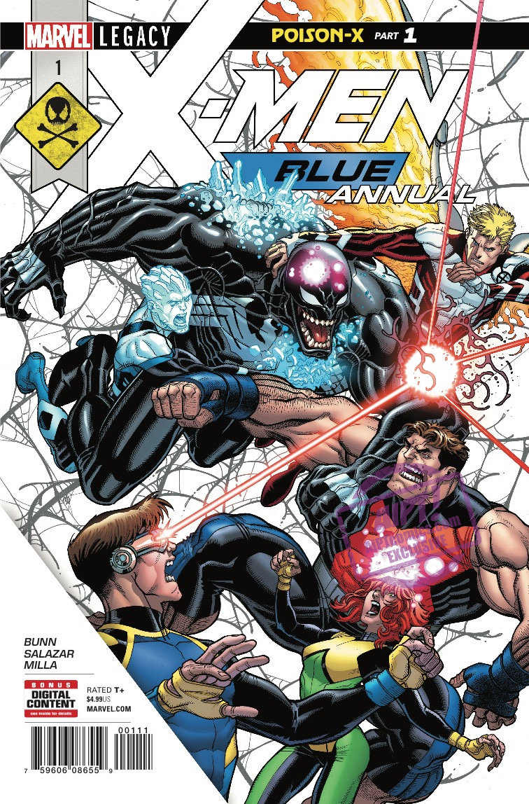 X-Men Blue Annual #1 review