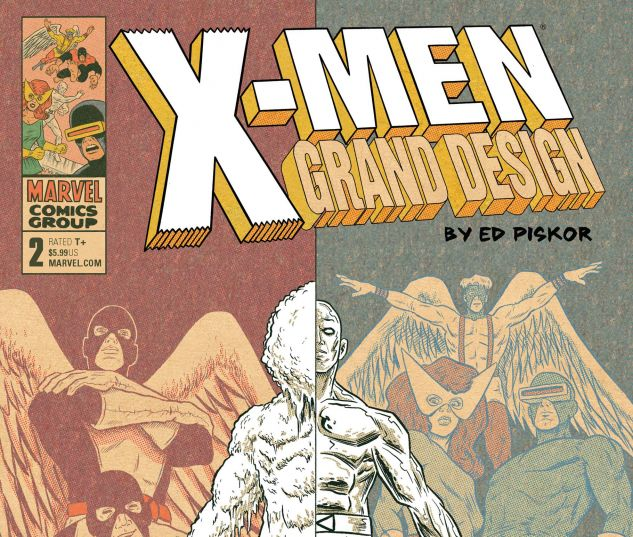 X-Men: Grand Design #2 Review