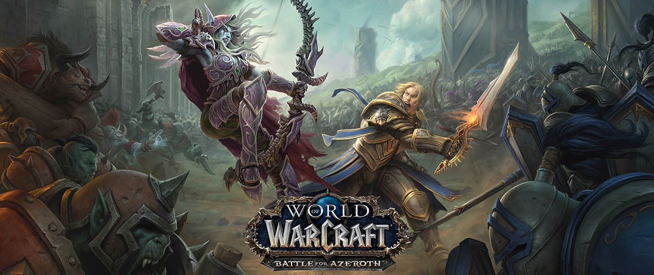 World of Warcraft: Battle For Azeroth is available for pre-purchase now