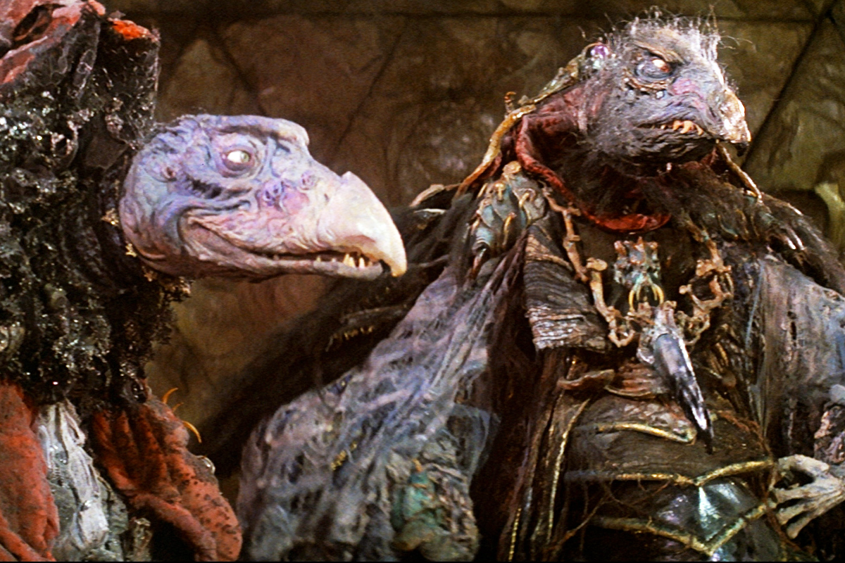 Bringing Skeksi Back: New 'rainbow' dinosaur resembles creatures from 'The Dark Crystal'