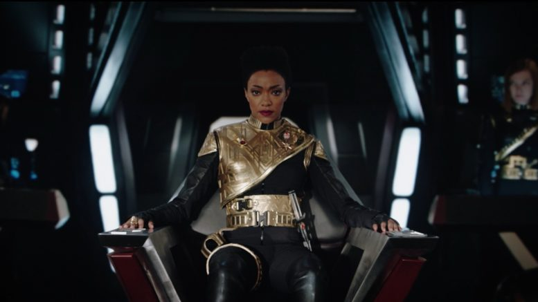 Did 'Star Trek: Discovery' producer hint at Mirror Universe Emperor's identity at NYCC 2017?